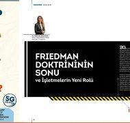 Friedman Dokrininin Sonu ve İşletmelerin Yeni Rolü