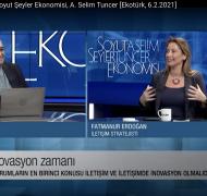 EkoTürk TV: İletişimde İnovasyon